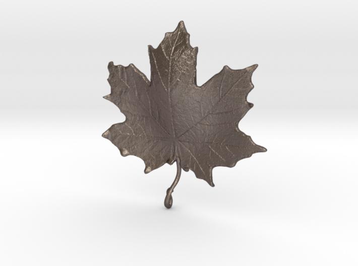 Maple Leaf 3d printed