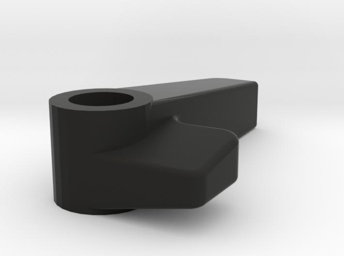 Knob-v09 Single Countersink 3d printed