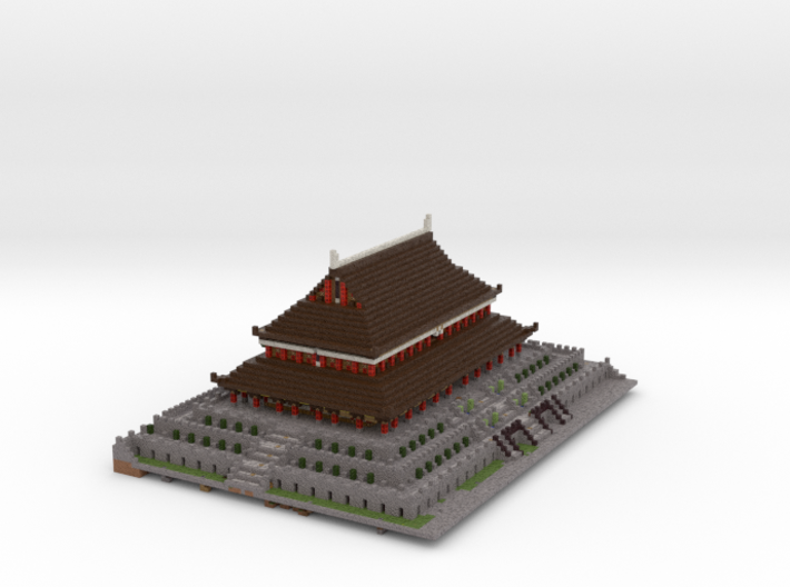 Imperial Palace 3d printed