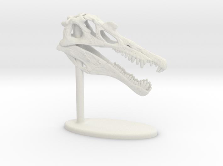 Spinosaurus Skull 3d printed
