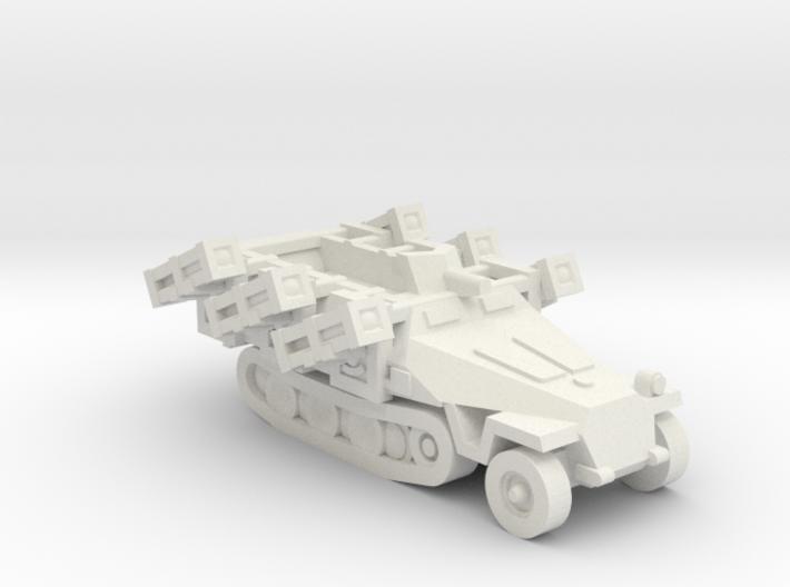 Sdkfz 251 - stuka zu fuss 3d printed