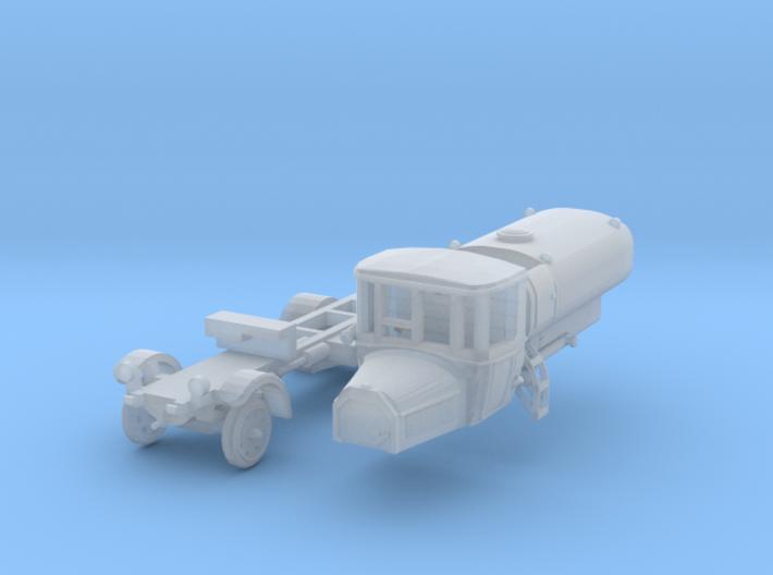 Daimler Sprengwagen (N 1:160) 3d printed