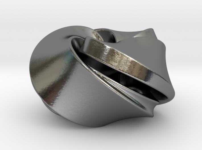 Lacanian Knot Toromachus 3d printed