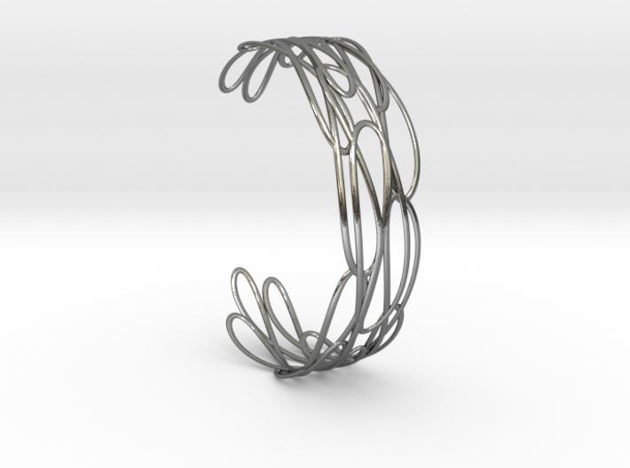 Beauty of Sin Bracelets 3d printed