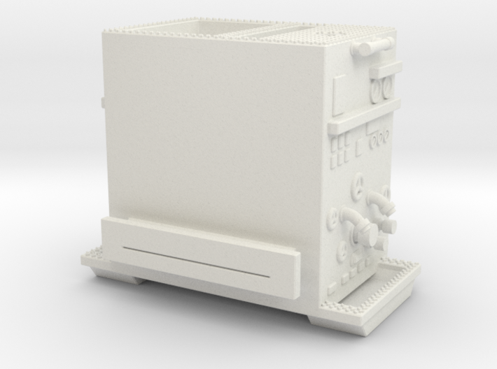 1/87 2003-2004 Philadelphia ALF Engine Pump 3d printed