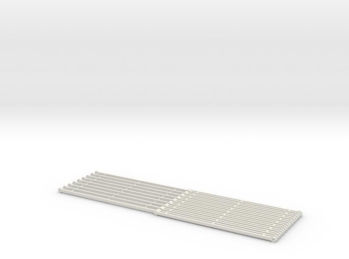 Cc3800 BB KIT tie bars 2pz 3d printed