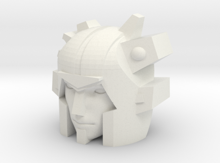IDW Elita One head for CW Onslaught 3d printed