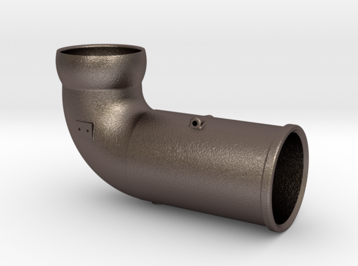 EX Ball Joint Rear Elbow 3d printed