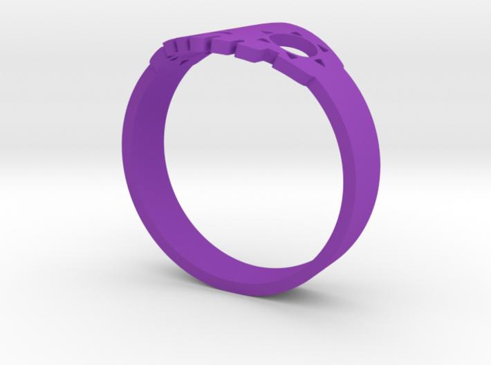 Boop Ring 3d printed