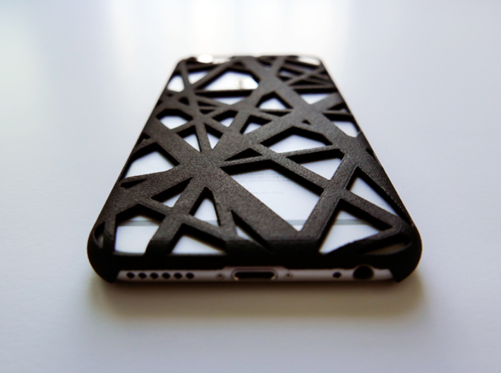 iPhone 6 / 6S Case_ Intersection 3d printed