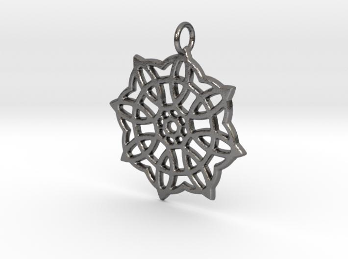 Celtic Pendant #1 3d printed