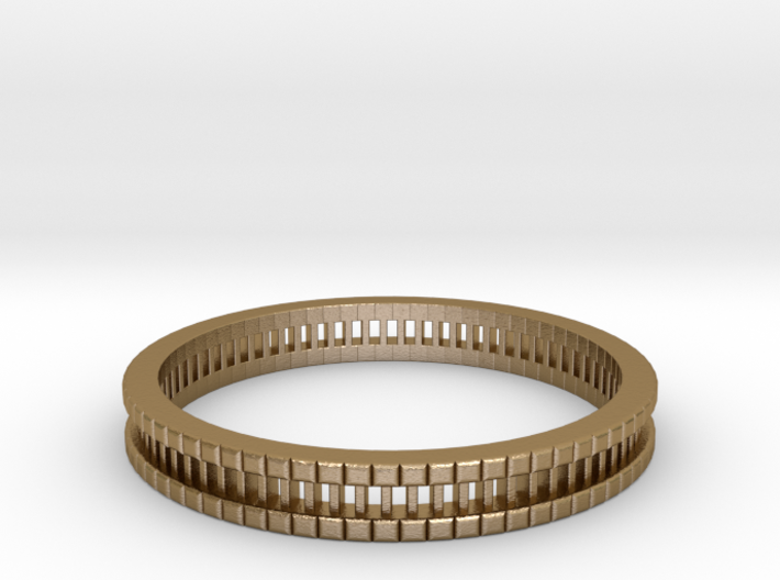 Bracelet D Small 2.0 Inch-52 Mm 3d printed