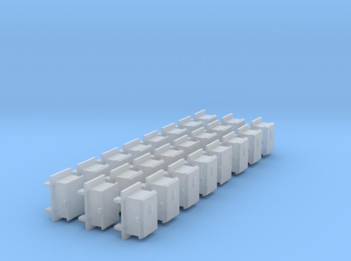 EJE Sig Box X24 3d printed