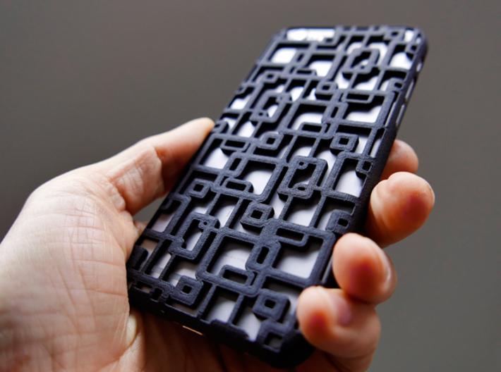 iPhone 6 plus / 6S plus Case_Connection 3d printed