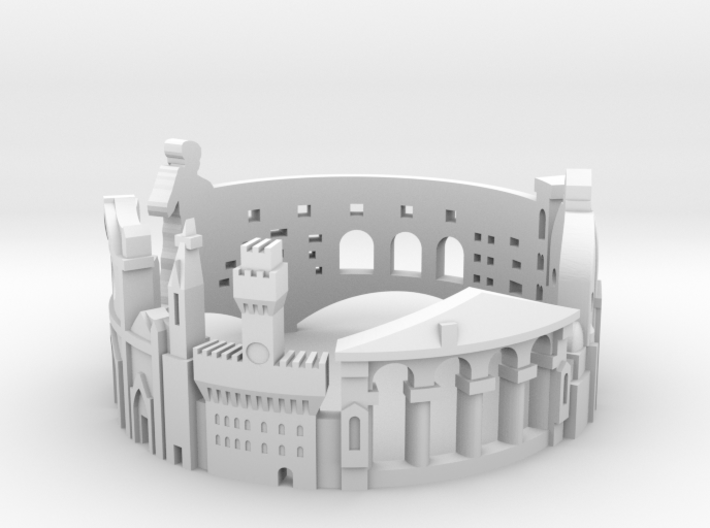 Florence US7 3d printed