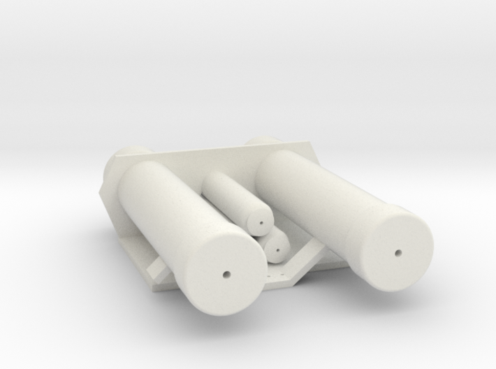 E-11 Power Cylinders 3d printed