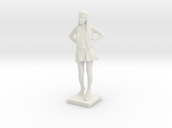 Printle C Femme 035 - 1/48 3d printed