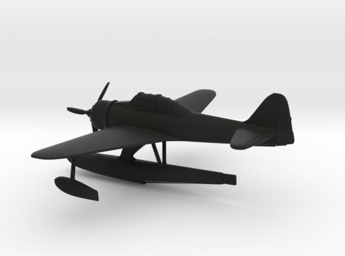 Nakajima A6M2-N Rufe 3d printed
