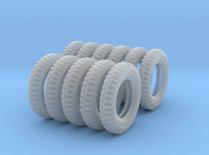 1-35 Tire 750x20 Set2 3d printed