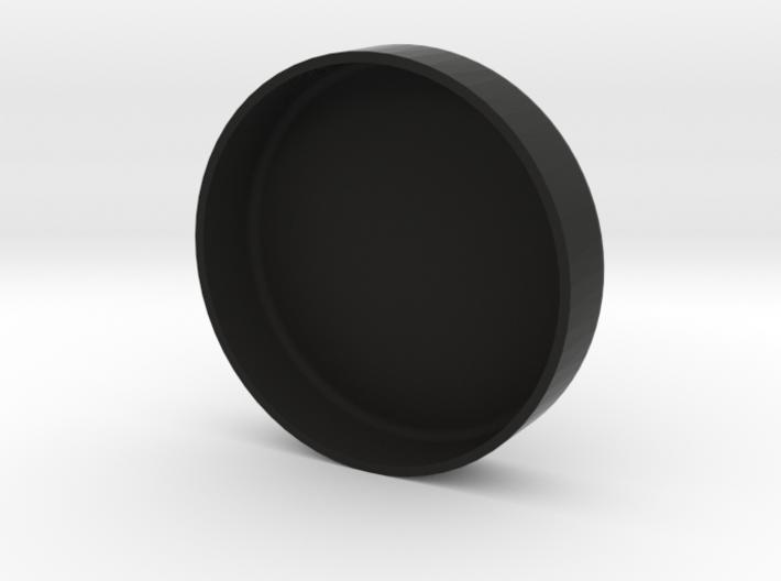 Brake Resevoir Cap Cover - Blank 3d printed