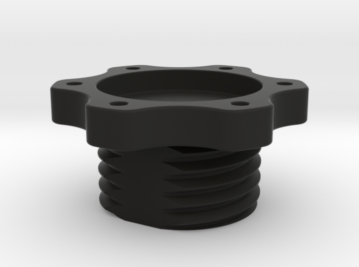 Thrustmaster 70mm Adapter 3d printed