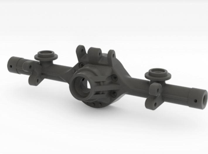 NCYota 170mm Linked Rear for CMAX 3d printed