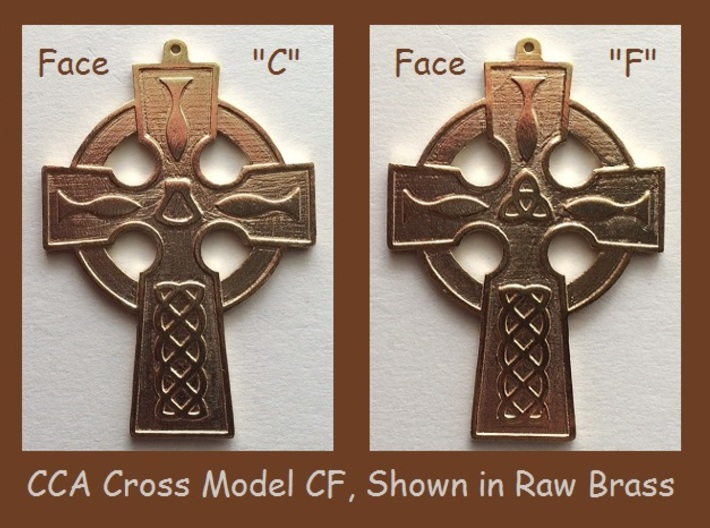 CCA Cross Collection - Model CF 3d printed
