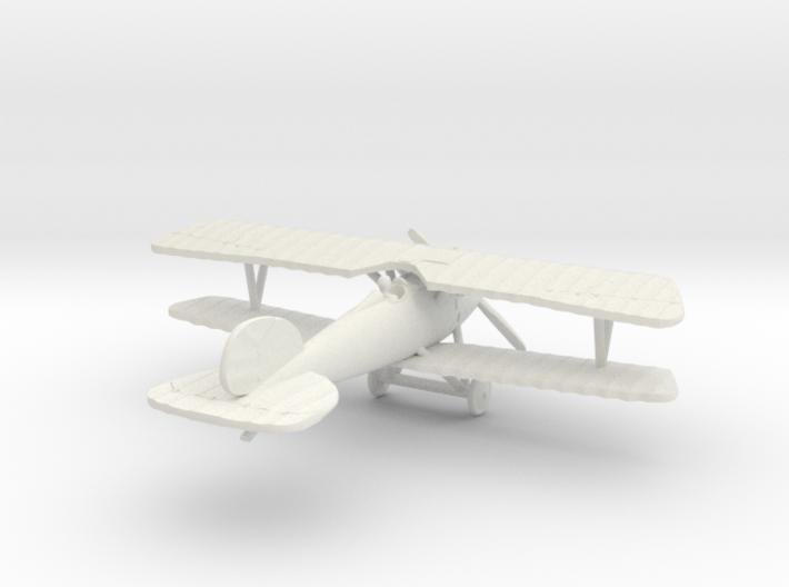 Albatros D.V 3d printed 1:144 Albatros D.V in WSF