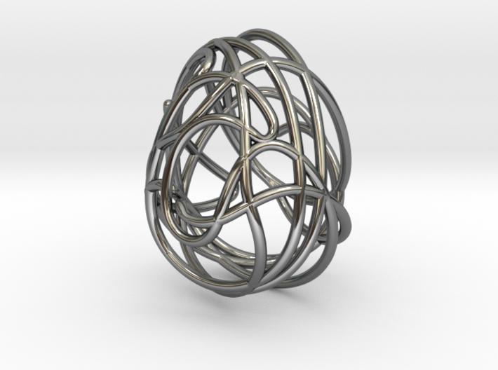 Egg LINE 3d printed