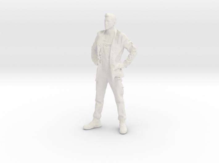 Printle C Homme 008 - 1/20 - wob 3d printed