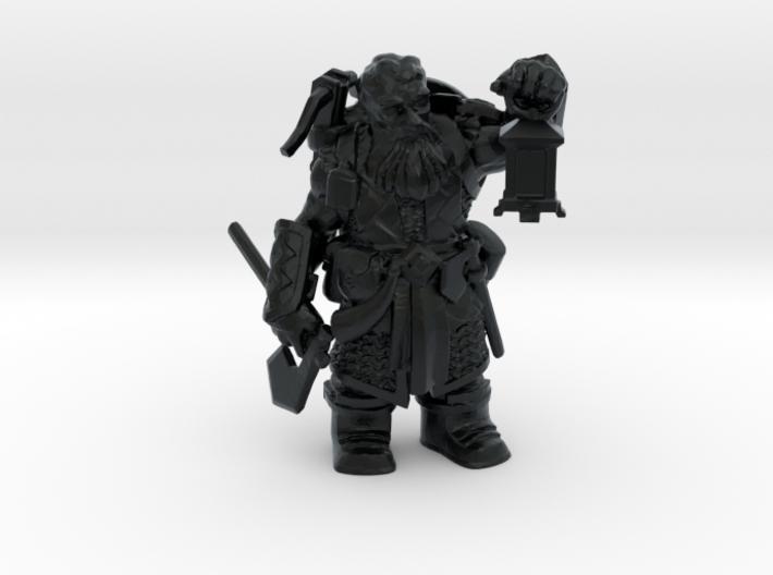 Dwarf Ranger 3d printed