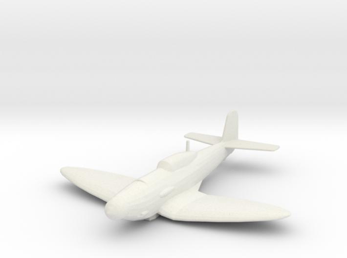 Heinkel He 112B 3d printed