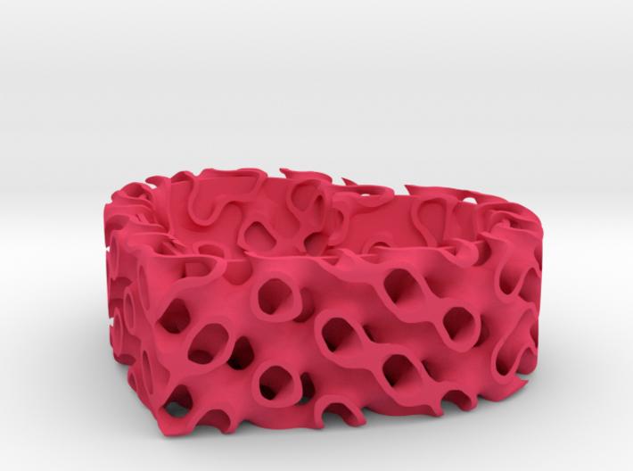 Gyroid Heart Bowl Mini 3d printed