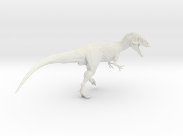 Carcharodontosaurus for stevedexter 3d printed