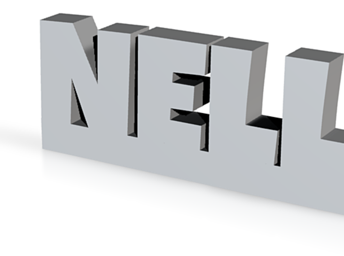 NELL Lucky 3d printed