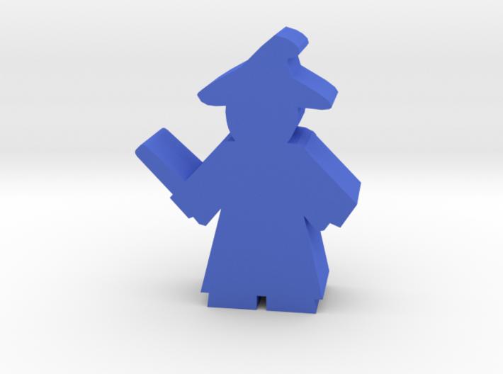 Game Piece, Magic Professor 3d printed
