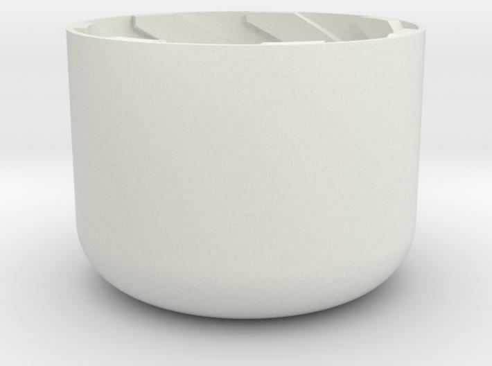 Modular Vase - Basic Base 3d printed