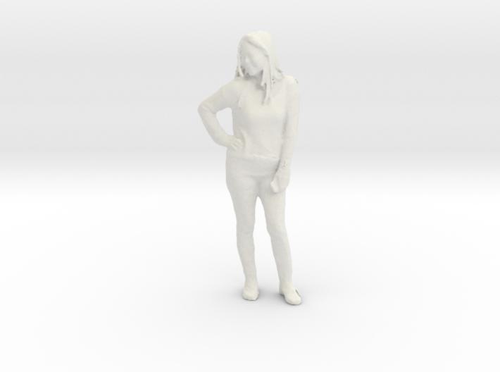 Printle C Femme 008 - 1/18 - wob 3d printed