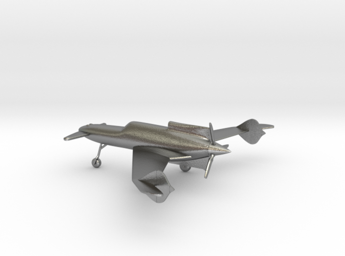 Curtiss-Wright XP-55 Ascender 3d printed