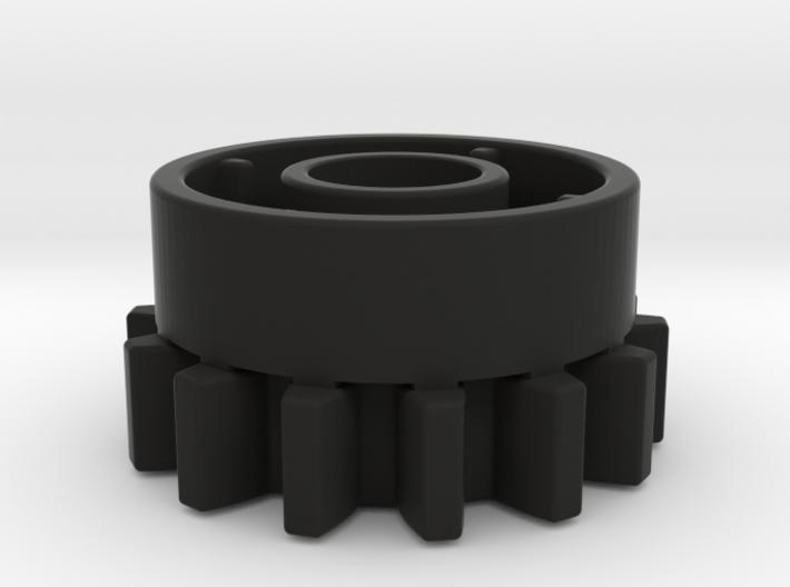 14 teeth clutch Technic 3d printed