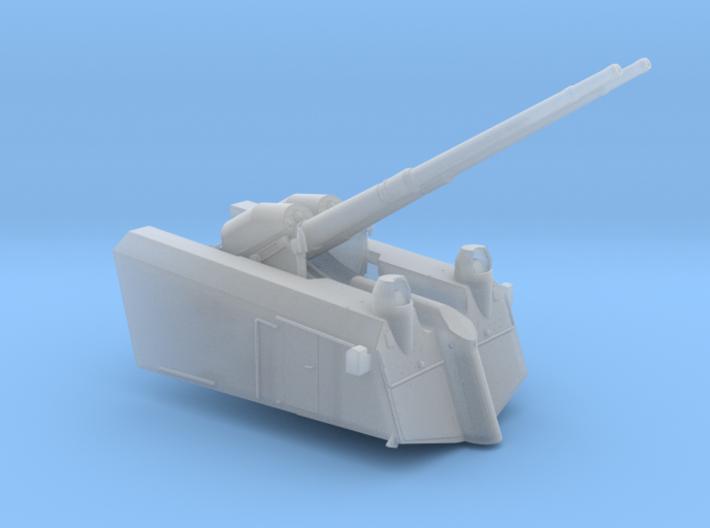 1/96 DKM SK/L65  C33 10.5 cm AA twin Gun 3d printed