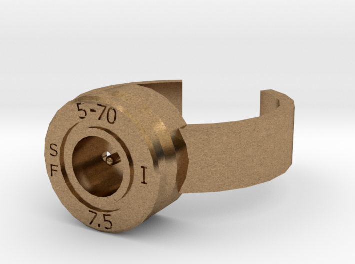 7.5x55mm France case ring 3d printed