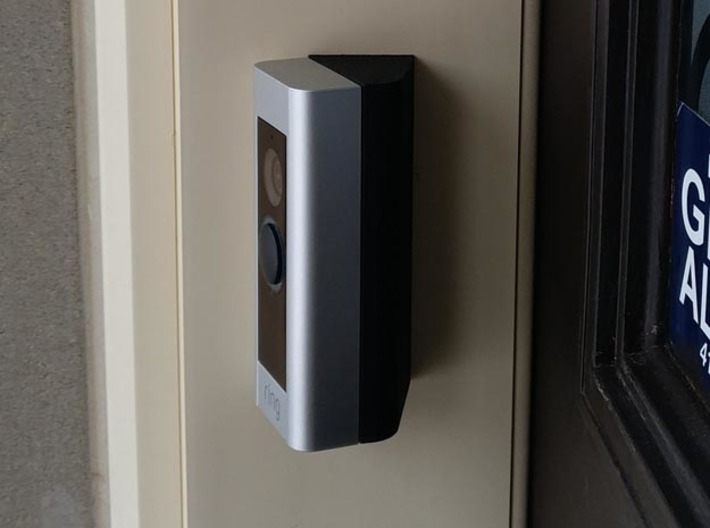 Ring Doorbell Pro 70 Degree Wedge P7n6jzxq8 By Pc Tech