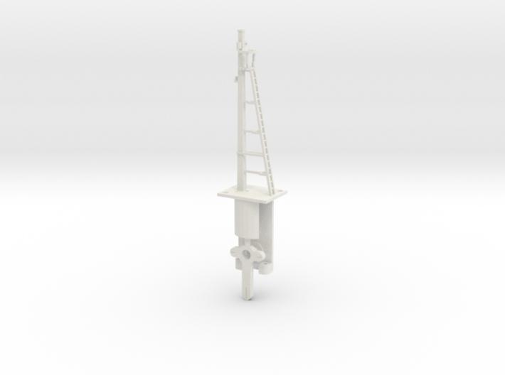 Signal 23 Ft Post HO - NSWGR Lower Quadrant 3d printed