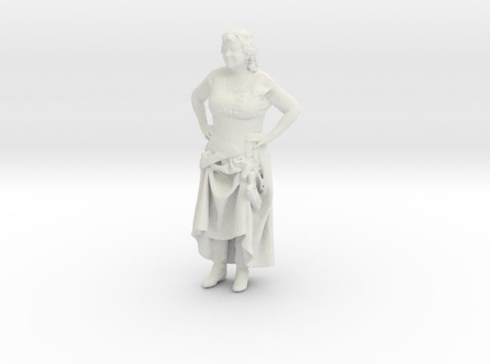 Printle C Femme 026 - 1/18 - wob 3d printed