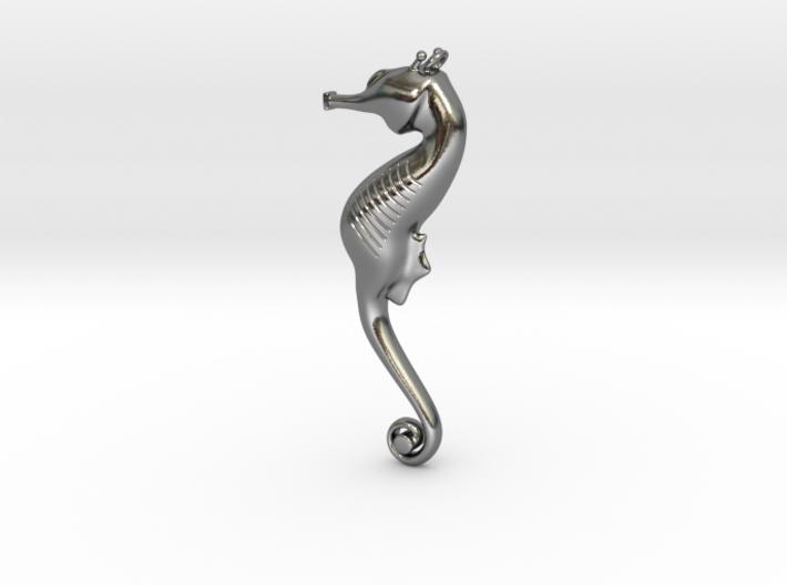 Elegant SeaHorse 3d printed