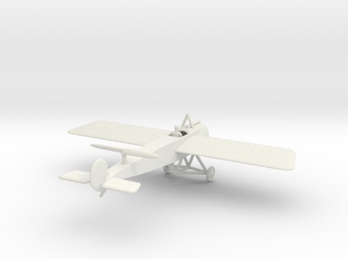 1/100 Fokker EIII 3d printed
