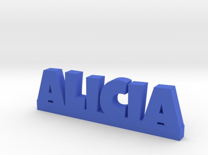 ALICIA Lucky 3d printed