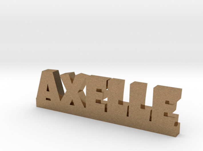 AXELLE Lucky 3d printed
