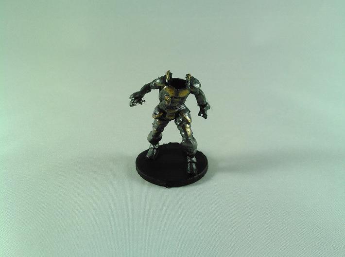 Strahd's Animated Armor 3d printed